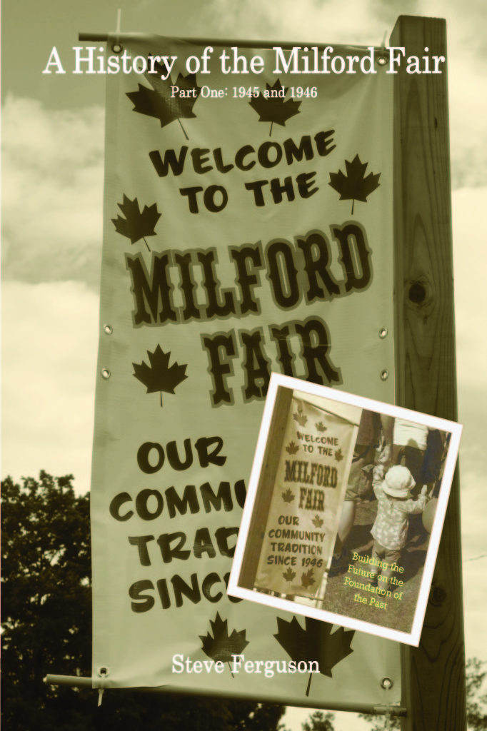 Milford Fair History Cover WEBSITE FRONT FINAL